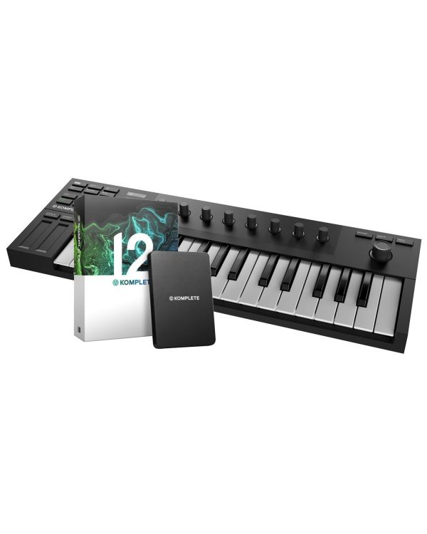 Native Instruments Komplete Kontrol M32 with Komplete 12