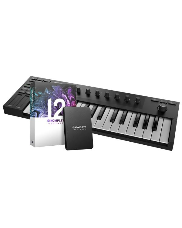 Native Instruments Komplete Kontrol M32 with Komplete 12 Ultimate
