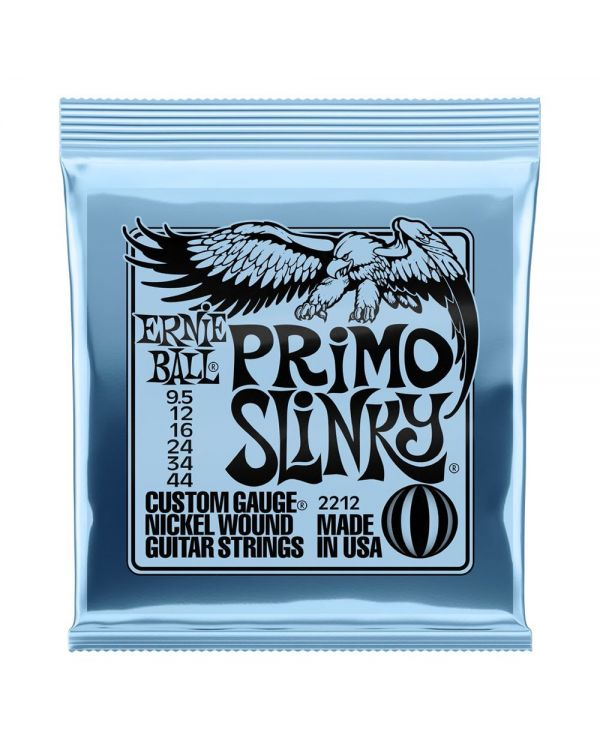 Ernie Ball Primo Slinky Electric Guitar Strings 9.5 - 44