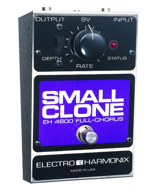 Electro Harmonix Small Clone Analog Chorus Guitar Pedal