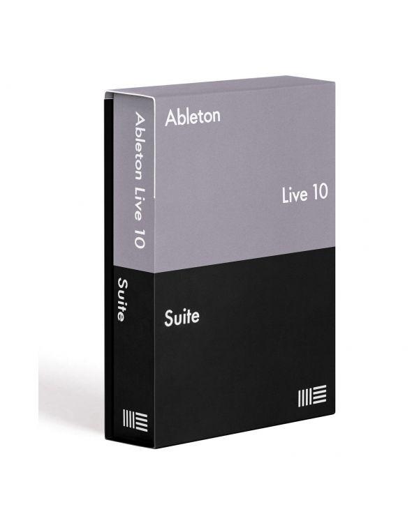 Ableton Live 10 Suite EDU Download