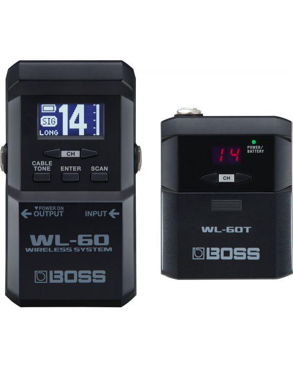 Boss WL-60 Wireless Guitar System
