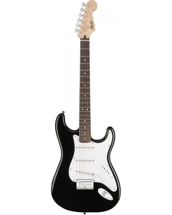 Squier Bullet Stratocaster HT IL Black Electric Guitar