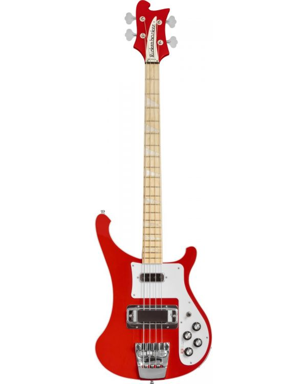 Rickenbacker 4003 Ltd Edition Electric Bass, Pillarbox Red