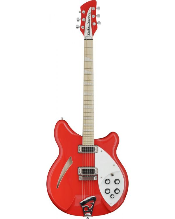 Rickenbacker Ltd Edition 360 Pillarbox Red Electric Guitar