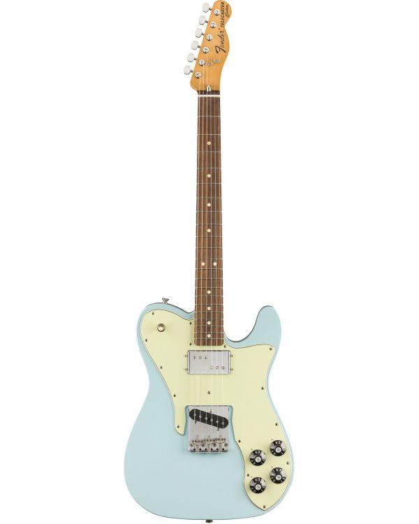 Fender Vintera 70s Telecaster Custom Sonic Blue