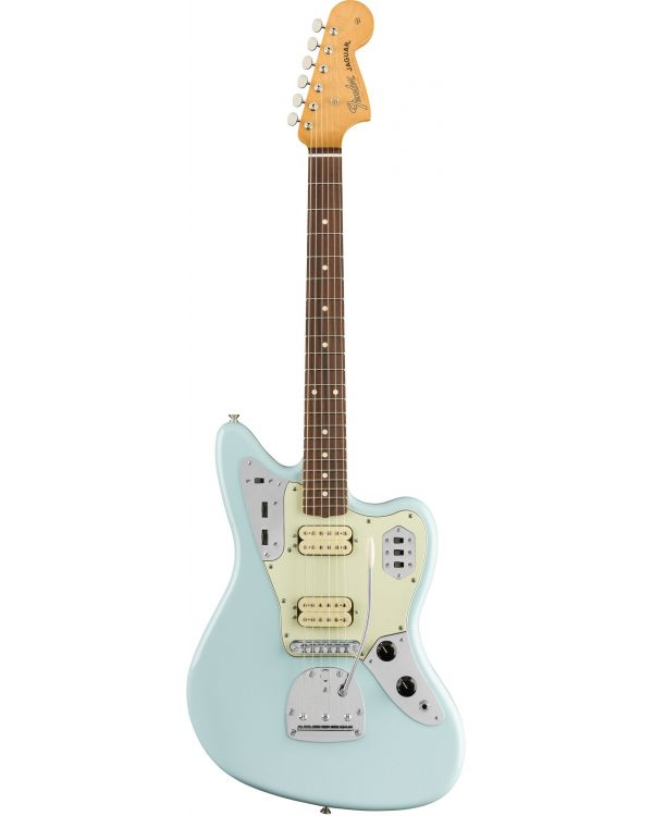 Fender Vintera 60s Jaguar Modified PF HH Sonic Blue