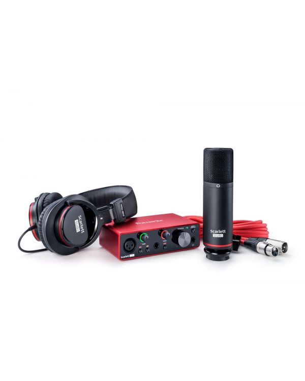 Focusrite Scarlett Solo Studio Package