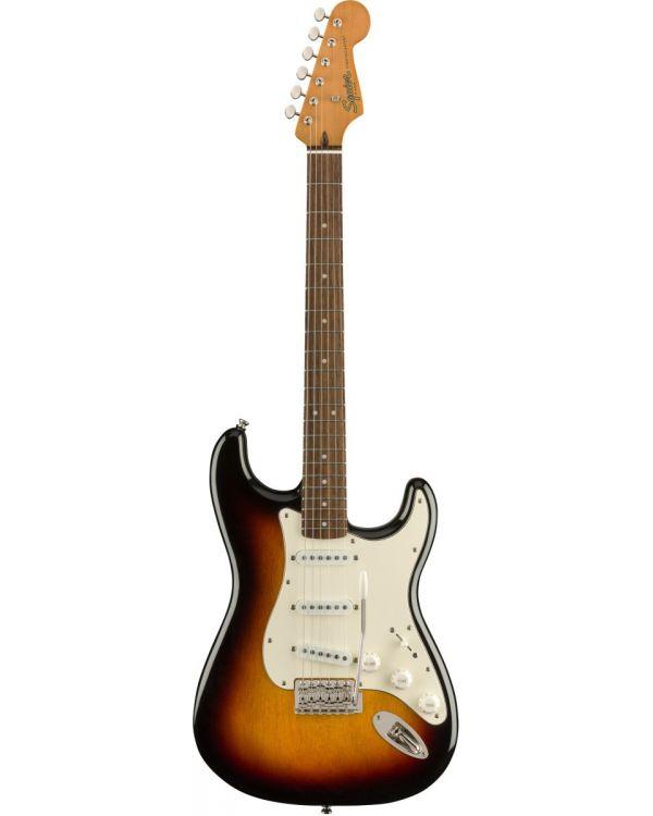 Squier Classic Vibe 60s Stratocaster 3 Tone Sunburst