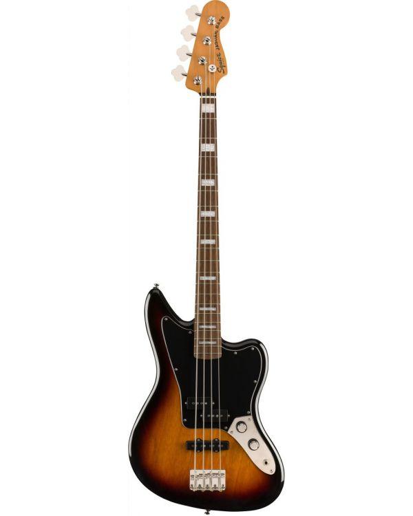 Squier Classic Vibe Jaguar Bass IL 3 Tone Sunburst