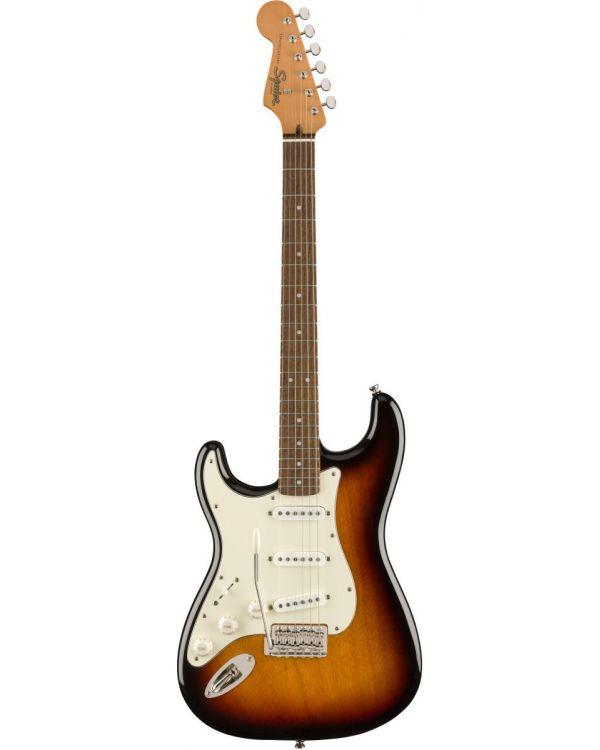 Squier Classic Vibe 60s Stratocaster LH IL 3 Tone Sunburst