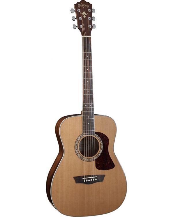 Washburn HF11S Folk Acoustic Guitar
