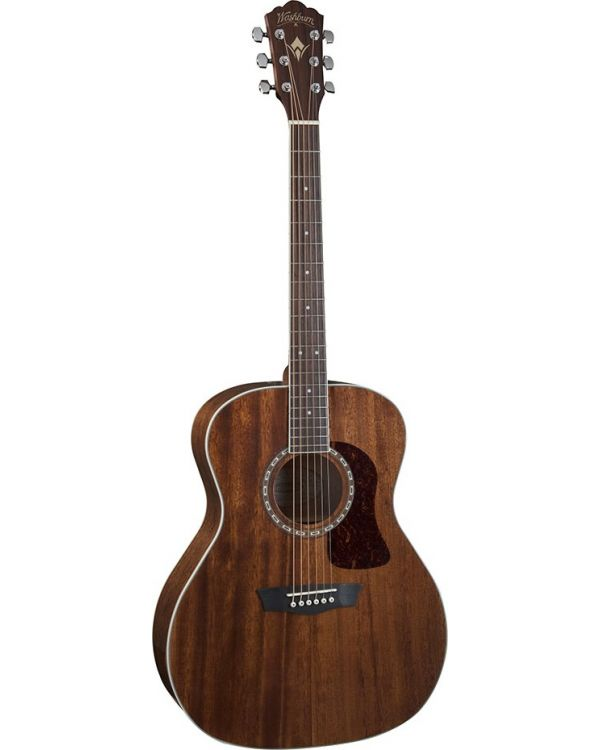 Washburn HG12S Grand Auditorium Acoustic Guitar