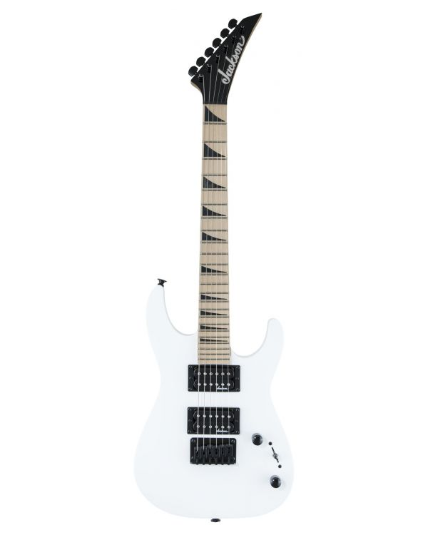 Jackson Dinky Minion JS1XM Electric Guitar Snow White