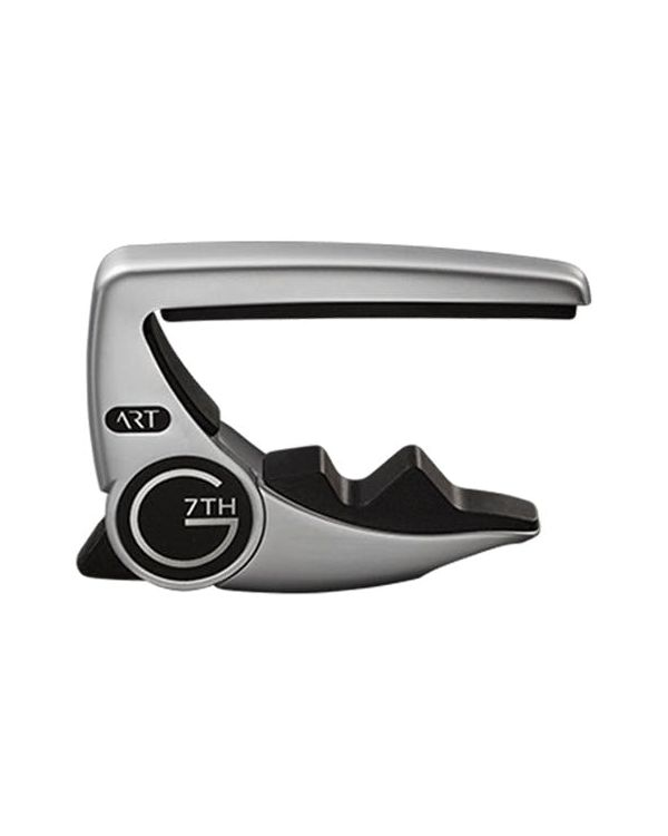G7th Capo Performance 3 Steel String Silver