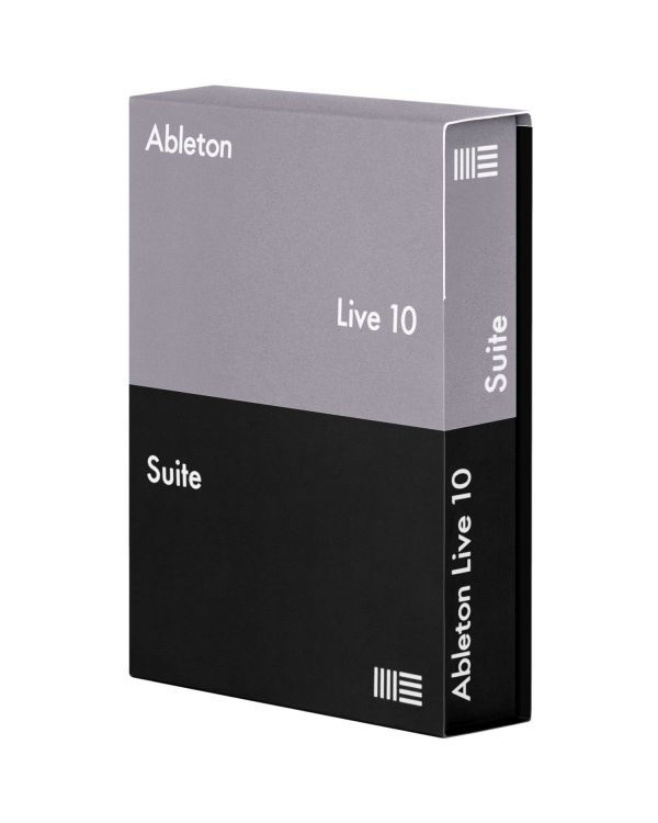 Ableton Live 10 Suite UPG from Live 10 Standard Download