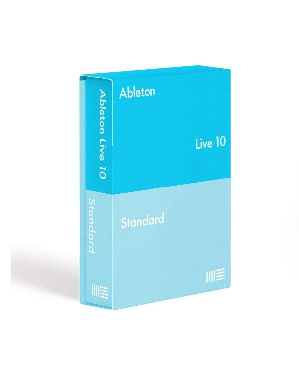 Ableton Live 10 Standard Download