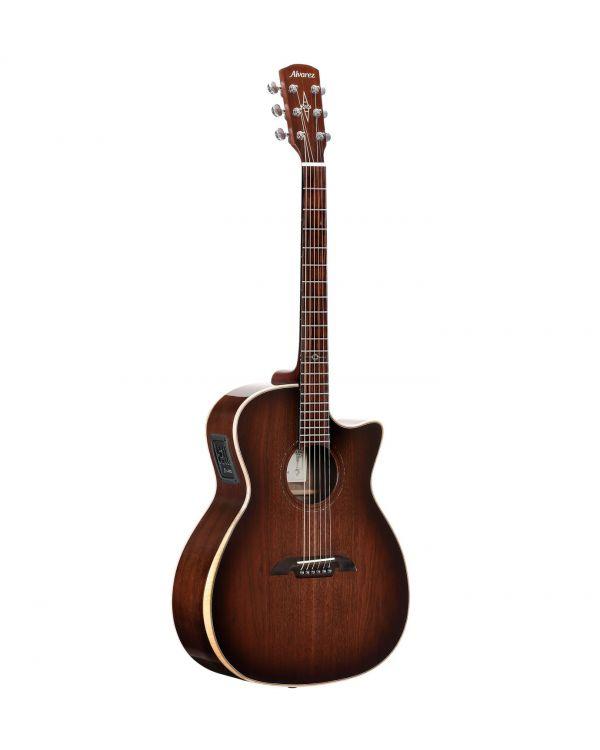 Alvarez AGW77CEARSHB Grand Auditorium Electro-Acoustic Guitar