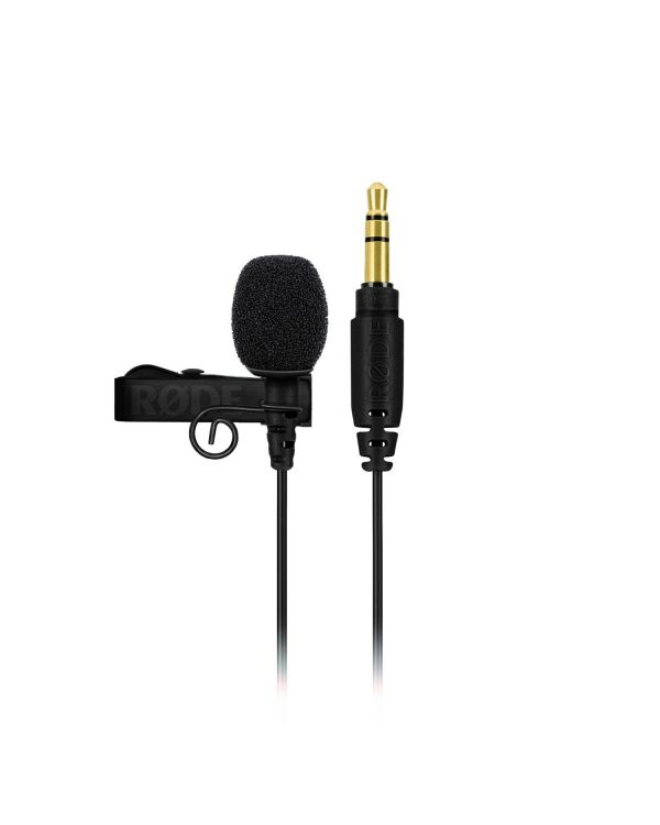 Rode Lav Go Clip-On Lavalier Microphone