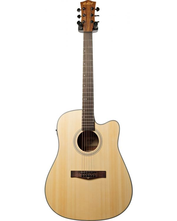 Eastcoast D1CE Dreadnought Cutaway Electro-Acoustic Guitar