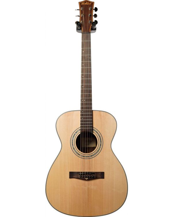 Eastcoast G1S Grand Auditorium Acoustic Guitar Satin Natural