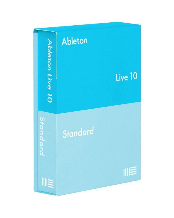 Ableton Live 10 Standard UPG from Live 1-9 Standard Download