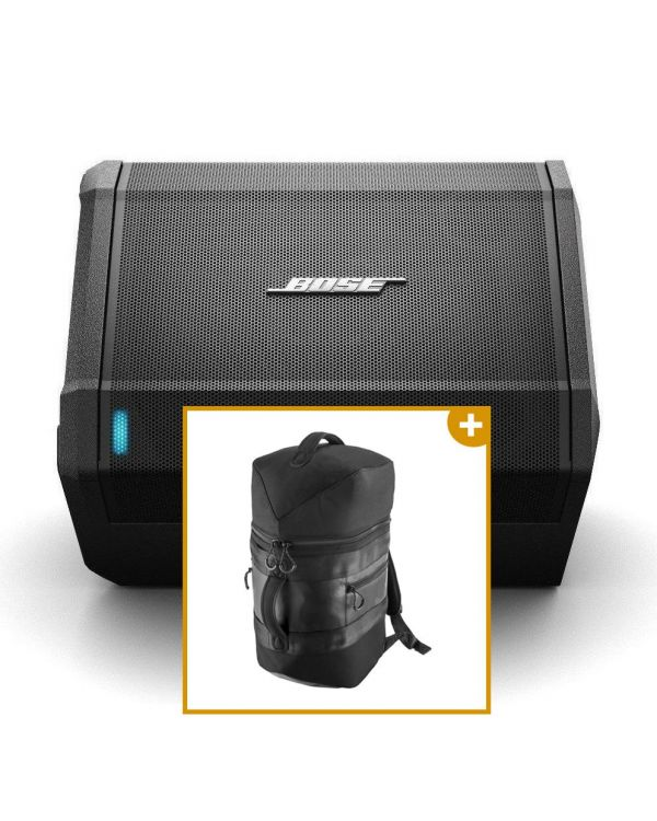 Bose S1 Pro with Bose S1 Backpack
