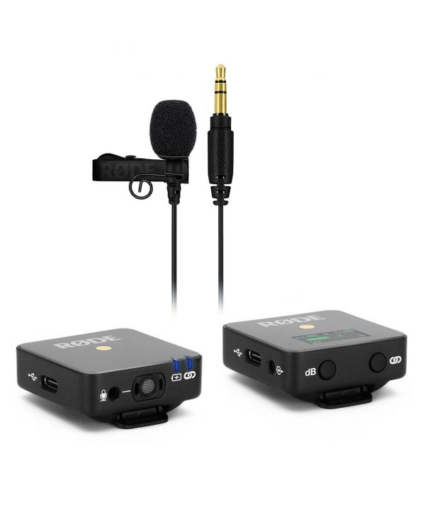 Rode Lav Go Wireless Lavalier Microphone Bundle