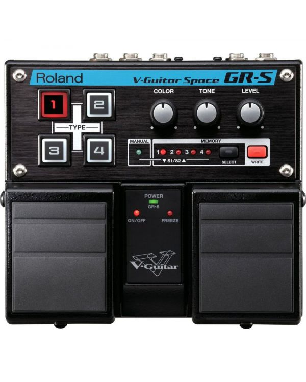 Roland GR-S V-Guitar Space Effects Pedal