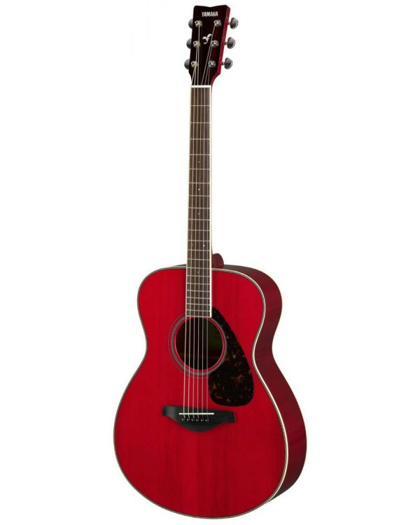 Yamaha FS820 Acoustic in Ruby Red