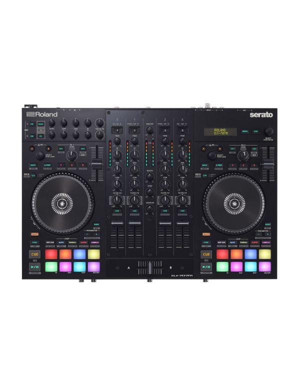 Roland DJ-707M USB DJ Controller