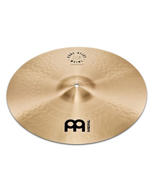 "Meinl Pure Alloy 20"" Medium Crash Cymbal"