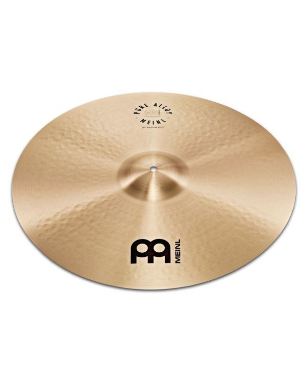 "Meinl Pure Alloy 20"" Medium Ride Cymbal"