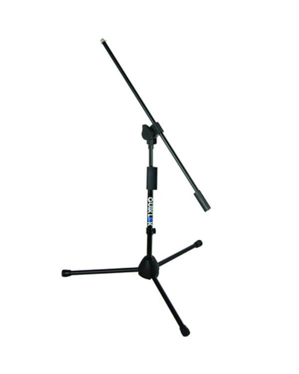 QuikLok A305BKEU Microlite Short Tripod Microphone Stand
