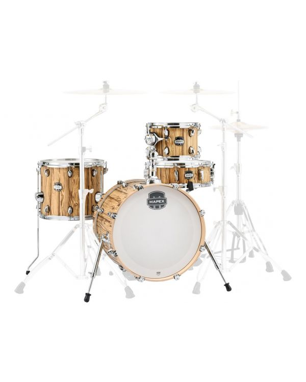 Mapex Mars 4-Piece Be Bop Shell Pack Driftwood