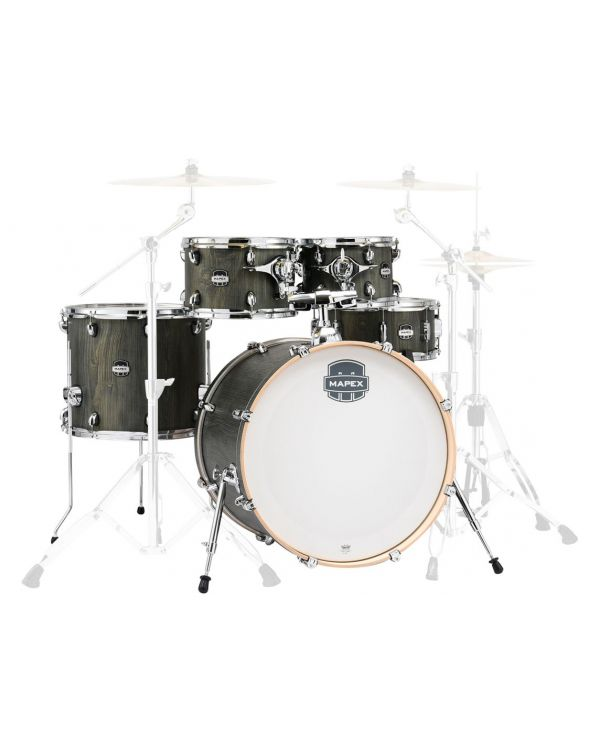 Mapex Mars 5-Piece Rock Shell Pack Dragonwood