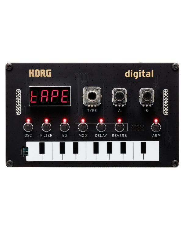 Korg Nu:Tekt NTS-1 Digital Synthesizer DIY Kit