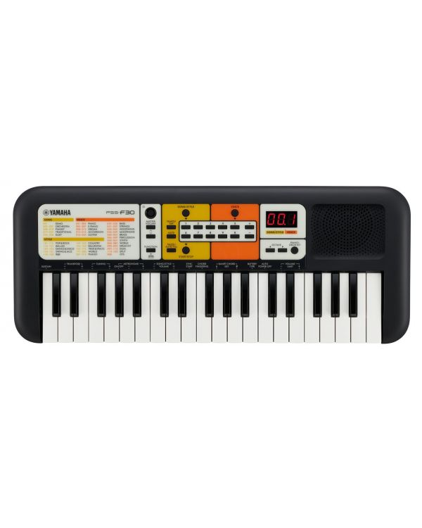Yamaha PSS-F30 Portable Keyboard