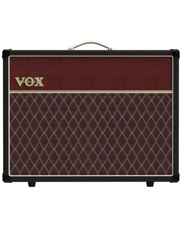 Vox AC30S1 30w 1x12 Combo Two Tone Black Maroon