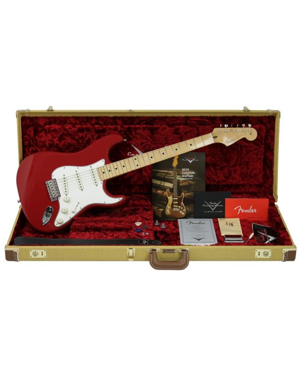 Fender Custom Shop Postmod Strat LCC MN Dakota Red