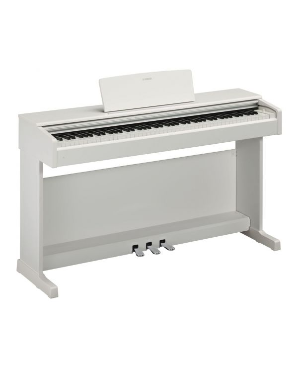 Yamaha YDP-144 Arius Digital Piano White Satin