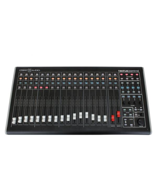 Crest Audio Tactus Control Mixing Desk