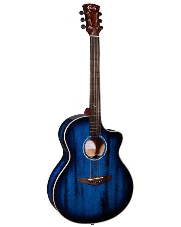Faith Neptune Cutaway, Blue Moon Burst