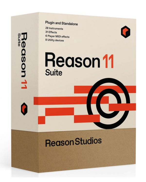 Upgrade to Reason 11 Suite
