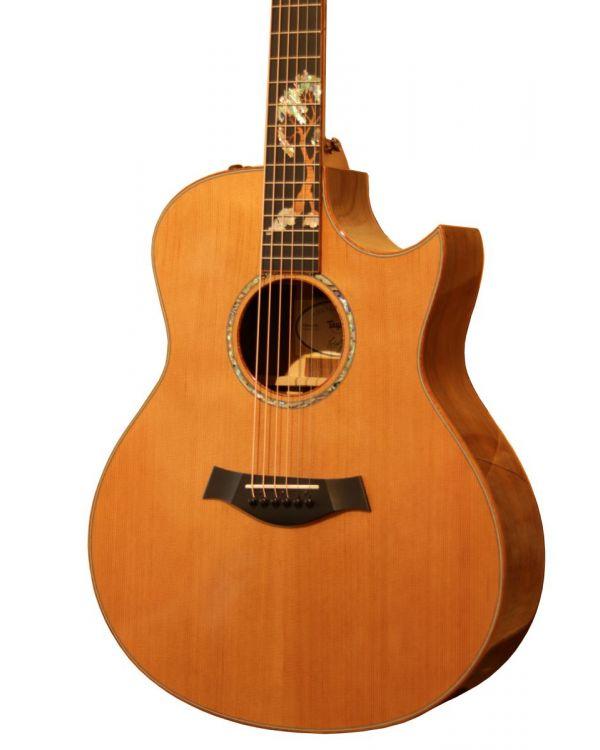Taylor Custom 11157 Grand Symphony Electro Acoustic Guitar