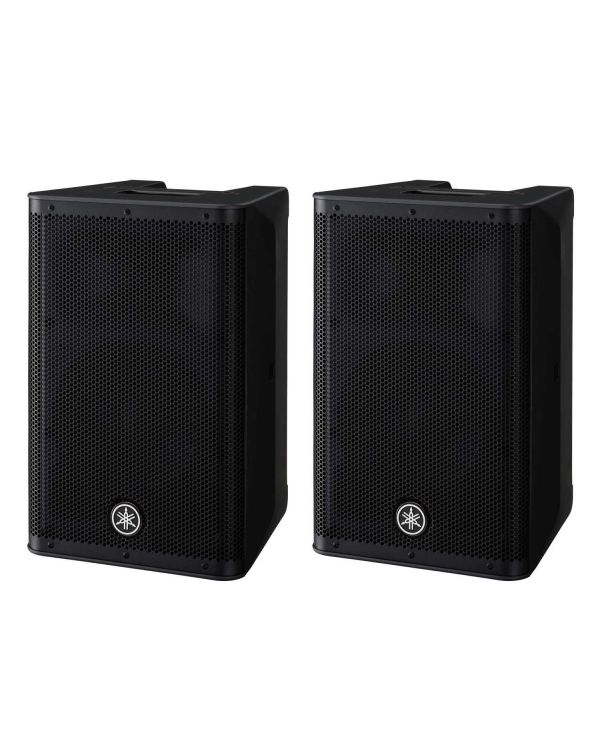 Yamaha DXR8 MkII 2-Way Powered Loudspeaker Pair