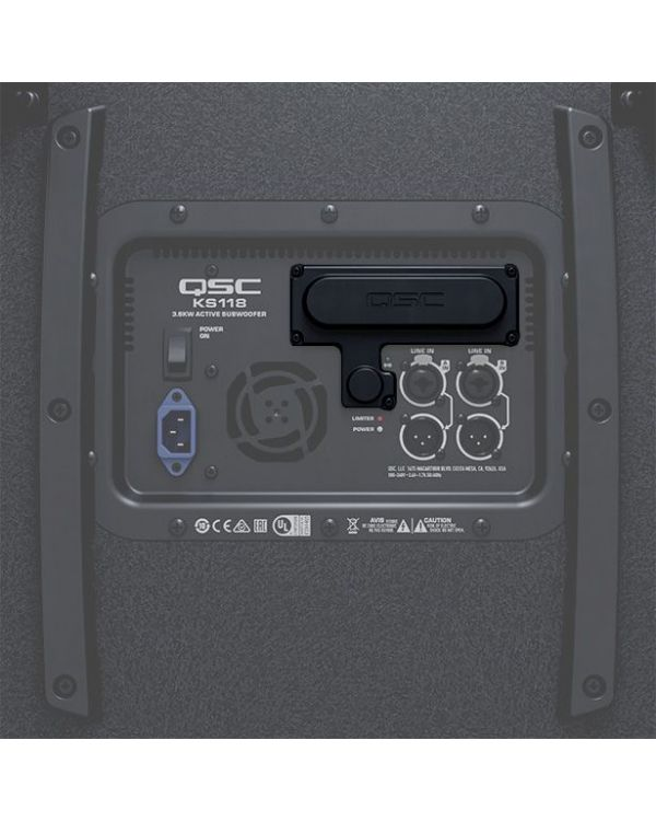 QSC KS LOC Lock Out Kit for KS Series