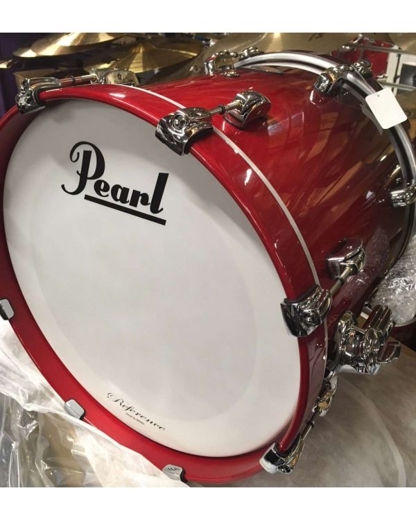 Pearl Reference Bass Drum 18x16 Scarlett Fade