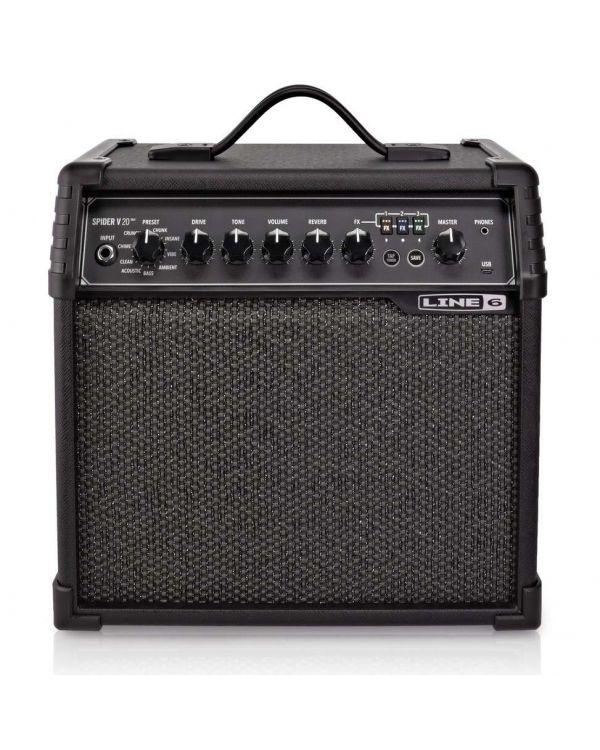 Line 6 Spider V 20 MkII Guitar Amplifier