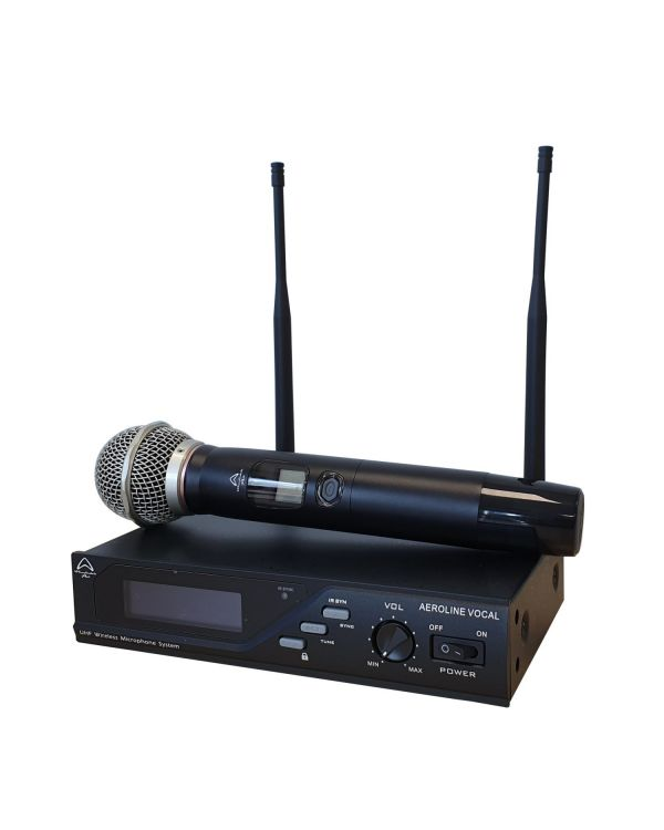 Wharfedale AeroLine D-206A Wireless Microphone System